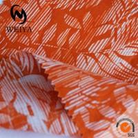 Print shirt fabric linen cotton fabric