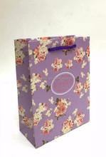 supermarket gift paper handbag