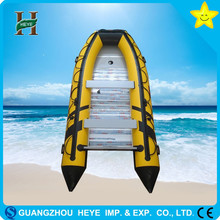 10 persons inflatable rescue boat