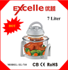 7L delicious cooker electric multi-functional halogen convection oven