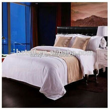 3d reactive brand printed luxury bed sheet for adult