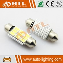 2015 hot sale festoon led bulb 12v c5w 39mm