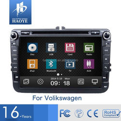 Export Quality Wholesale Price Car Radio 2 Din For Volkswagen Golf 5