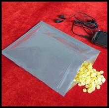 High Quality 21cm*31cm* 240mic Aluminum Foil Zip Lock Pouch Resealable Plastic Packaging Vacuum Pouch Wholesale