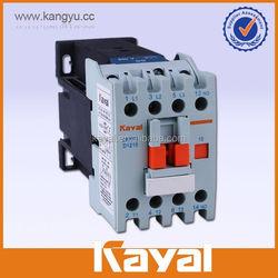 LP1-D series DC operated ac contactor 12A 220V DC Contactor