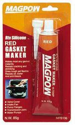 RTV 80ml Red gasket maker; car adhesive glue