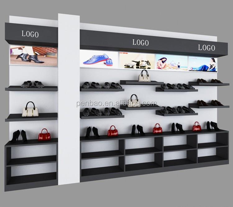 led clairage magasin de chaussures pr sentoirs et vitrine support d 39 affichage id de produit. Black Bedroom Furniture Sets. Home Design Ideas