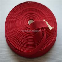 100% Cotton Ribbon thin Webbing
