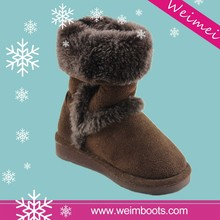 best selling high quality new design cheap wholesale snow boots