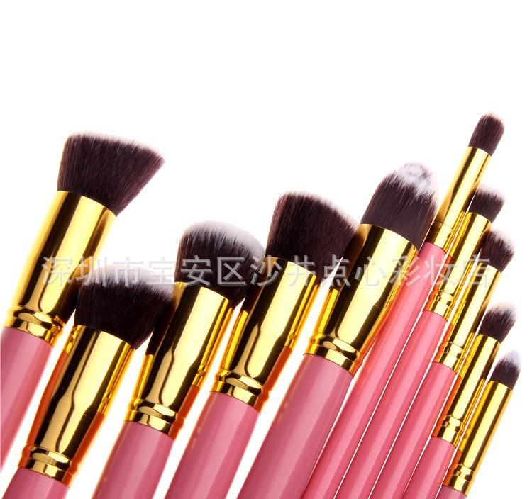 Кисти для макияжа Heavenlove 10 & makup