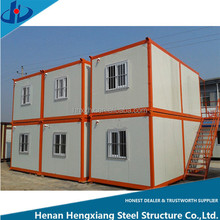 hot sale good quality container house/movable house