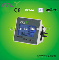 multi function multi measurement digital kWh meter