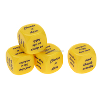 Funny Dice Game Toy Adult Toy Couple Gift Sex Toy for Man