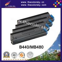 (CS-OB440L) BK compatible toner cartridge for OKI B410 B430 B440 43979102 43979101 (3.5k pages)