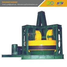 hot sale environment protection new technology auto brick making machine