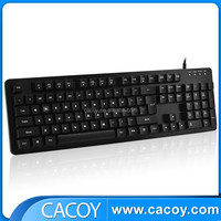 2015 high quality competitive price wired mechanical gaming keyboard