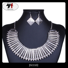 Great Design Silver Pendant African Fashion Jewelry Sets