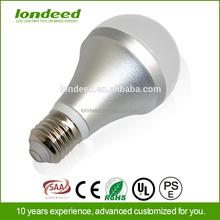 CE RoHS SAA approval home led lighting 5630 3W E27 GU10 led bulb light with Aluminum Housing