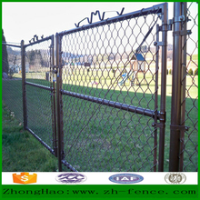 Countryard used security Chain Link Fence and Fence Gate Designed