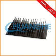 China 2014 new product led aluminum heat sink 50w copper