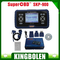 2015 TOP promotion Auto super obd Key Programmer skp-900 with Hand-held obd2 key programmer skp900 V3.7 for Super OBD SKP 900