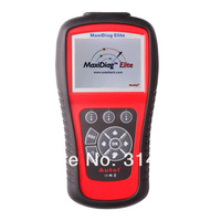 2015 New Arrivals Autel Maxidiag Elite MD701 With Data Stream Function for all system update internet with High Quality