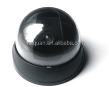 good price new design item fake camera dome w/ blinking red LED light for indoor use