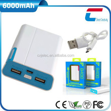 Shenzhen CXJ Top Battery 5v power supply rechargerble mobile battery for quran mp3 player