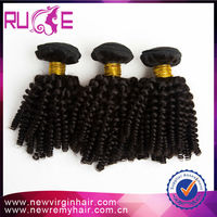 Hot!!!FREE SHIPPING!!!5A Hair Extensions afro nubian twist Kinky Curl 18inch Peruvian hair