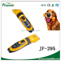 dog grooming tool box electric dog grooming pet clipper JF-295