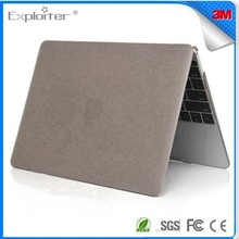 One year warranty funny hard case for macbook 13.3 15.4.