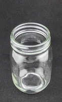 100ml-1000ml glass food storage jars / Big Volume Glass Bottle
