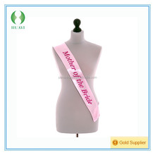 Hen Do Mother of the Bride Sash