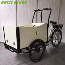 Diseño danés bakfiet carga eléctrica motos de china