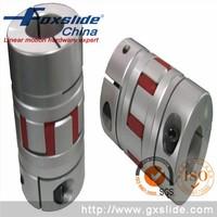 Jaw/Spider Flexible Encoder Coupling /Jaw Type Coupling / Set Screw Shaft Coupling