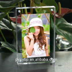 Combination Square Mini Acrylic Photo Frame 2015 new style acrylic photofunia/photo frame