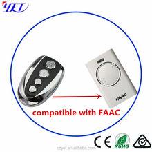 Precio de fábrica domótica transmisor y receptor de rf todavía FAAC