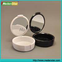 FDA Approved Orthodontic Dental Tray / Denture Retainer Box with Mirror DMB19