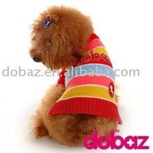 Dog apparel Pet fashion wear Dog sweaters cheap wholesale cat sweater