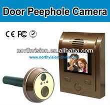 easy installation mini door camera with low cost
