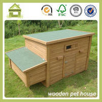 SDC07 Wooden Chicken Coop with Egg Laying Box