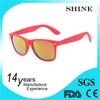 80s Collection Classic Retro custom yellow sunglasses sunglasses