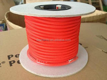SAA UL VDE plug wire textile cable colourful cable plug power cord