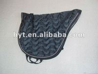 adjustable shoulder strap western nylon horse saddle bag