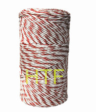 high tensile electric fence polywire for cattle fence