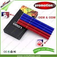 OEM & ODM disposable Mini E-pipe disposable e cig, 280mAh 500 Puffs Disposable Soft Filter Electronic Cigarette