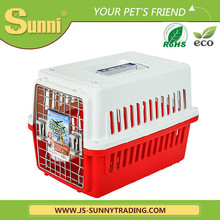 Factory wholesale luxuryv carrier pvc dog house