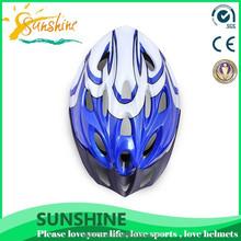 Sunshine unique bike helmets, mountain bike helmet, dual sport helmet