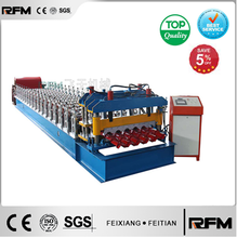 Best Price Glazed Roof Tile Roll Forming Machine