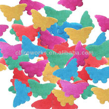 2015 New design best selling party butterfly 30cm confetti